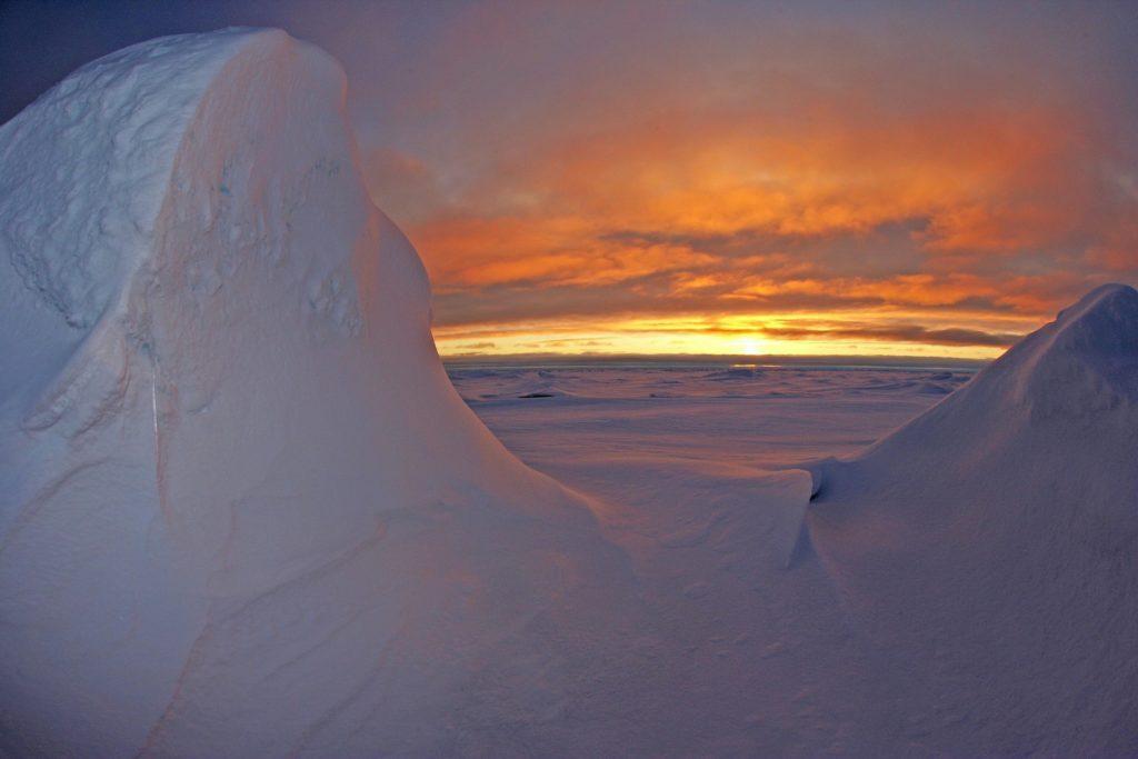 La fin de la glace en été en Arctique ?
