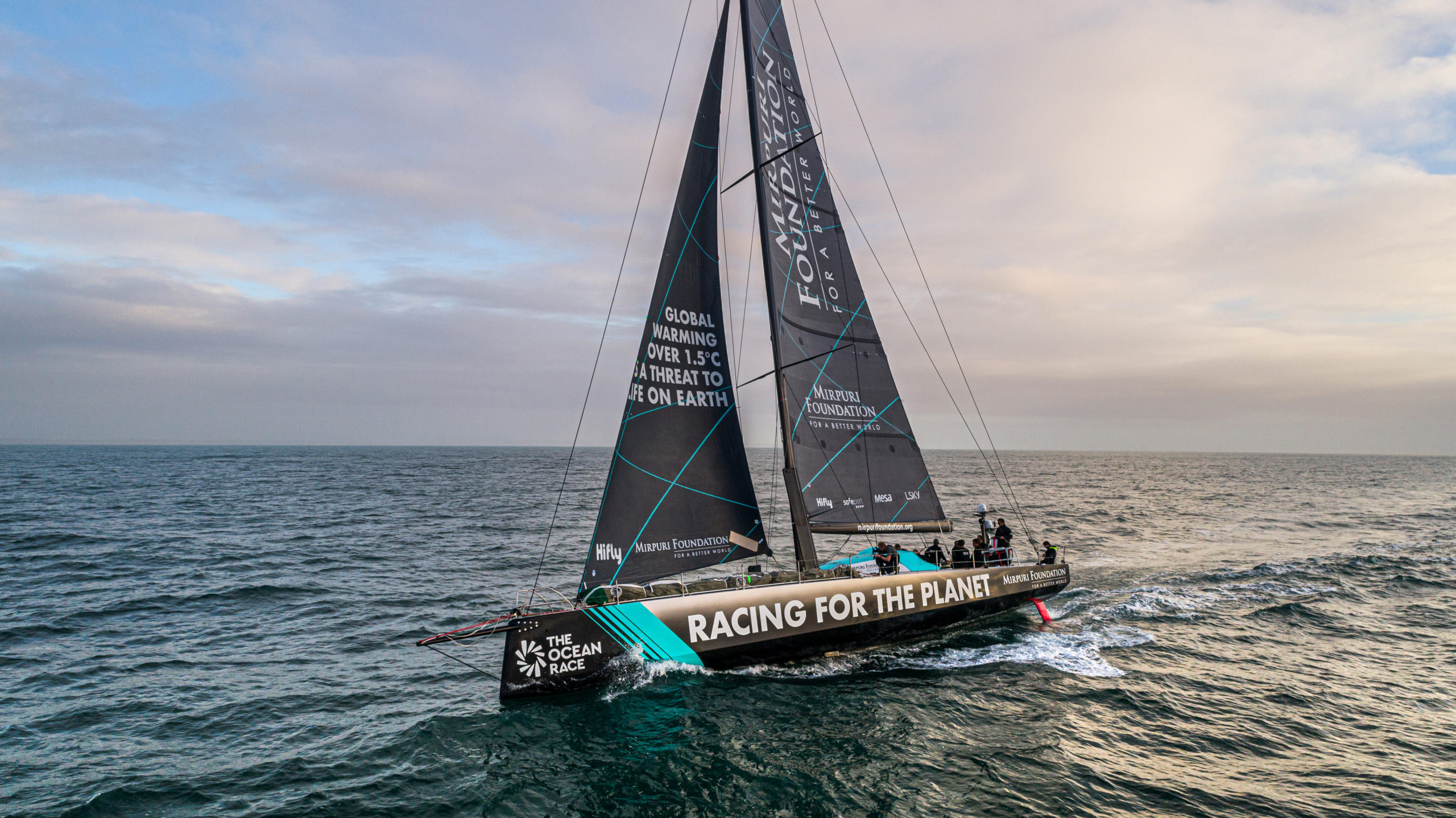Imoca Racing for the planet