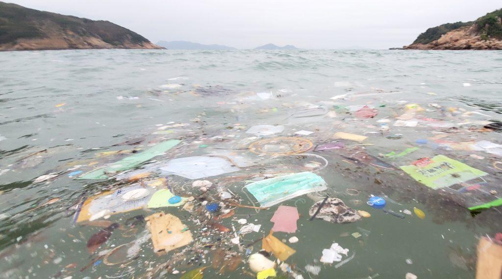 La pollution des mers par le plastique et un problème majeure aujourd'hui ! (Photo : OceanAsia)