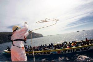 Migrations : Routes maritimes mortelles