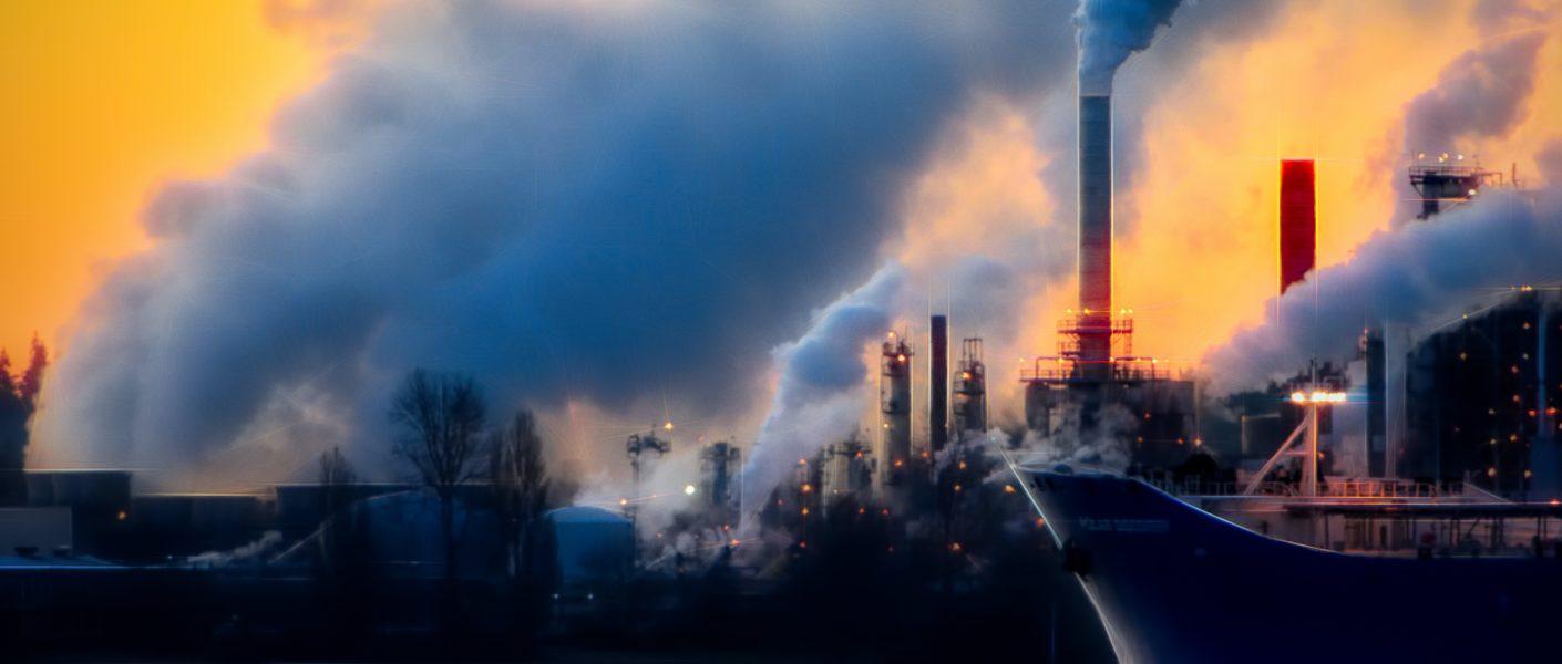 Pollution chimique des océans