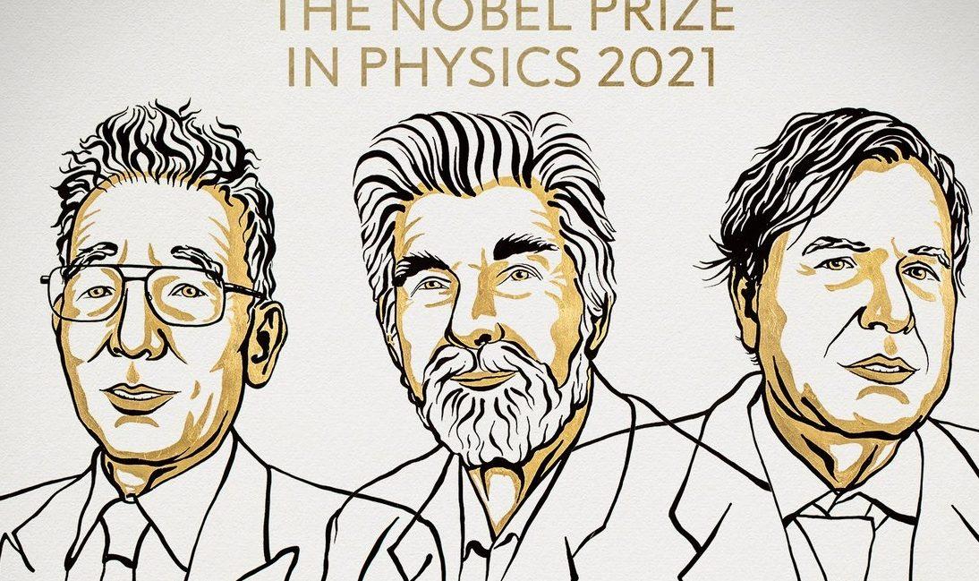 Prix Nobel de Physique 2021